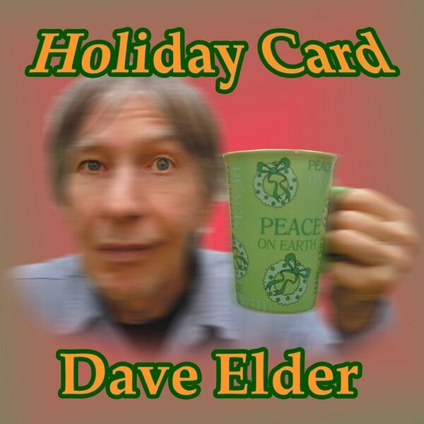 Cover art for Holiday Card